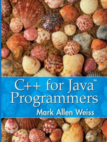 C++ for Java Programmers   2003 9780139194245 Front Cover