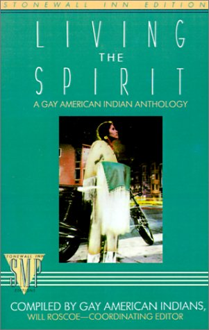 Living the Spirit  N/A edition cover