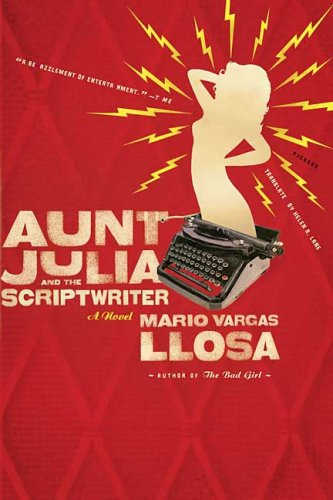 Aunt Julia and the Scriptwriter  N/A edition cover
