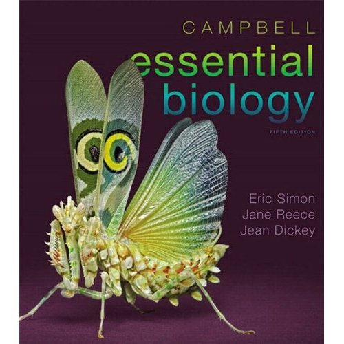 Essential Biology  5th 2013 edition cover