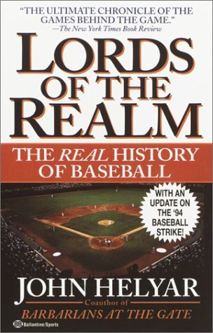 Lords of the Realm  N/A edition cover