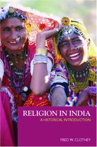 Religion in India A Historical Introduction  2006 edition cover
