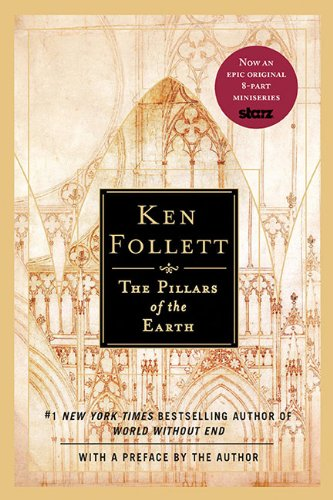 Pillars of the Earth  Deluxe edition cover