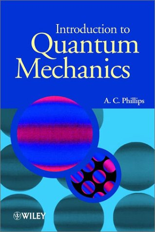 Introduction to Quantum Mechanics   2003 9780470853245 Front Cover