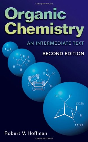 Organic Chemistry An Intermediate Text 2nd 2004 (Revised) edition cover