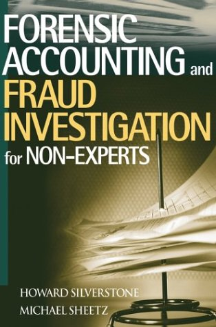 Forensic Accounting and Fraud Investigation for Non-Experts   2004 edition cover