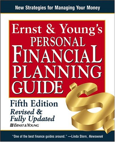 Ernst and Young's Personal Financial Planning Guide  5th 2004 (Revised) 9780471687245 Front Cover