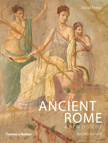 Ancient Rome A New History 2nd 2014 edition cover