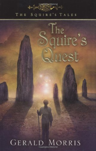 Squire's Quest   2009 9780547144245 Front Cover