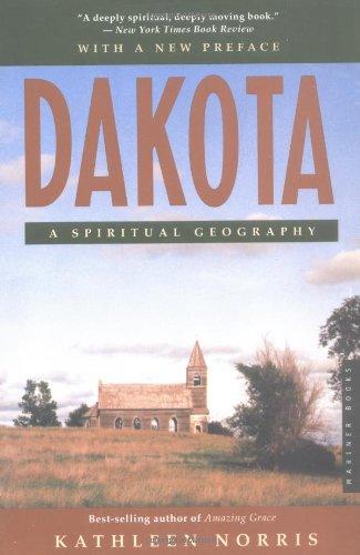 Dakota A Spiritual Geography  2001 edition cover