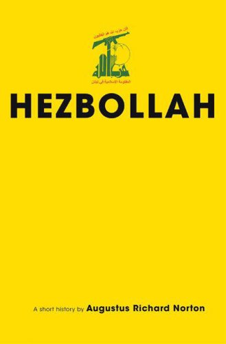 Hezbollah A Short History  2007 edition cover