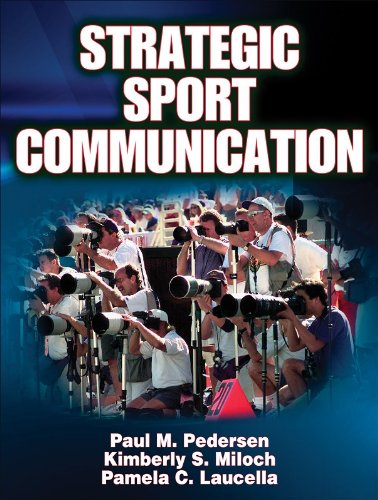 Strategic Sport Communication   2007 edition cover