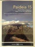 PAIDEIA 15 >CUSTOM<                     N/A 9780738061245 Front Cover