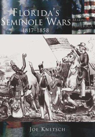 Florida's Seminole Wars 1817-1858  2003 edition cover