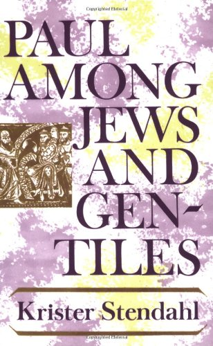 Paul among Jews and Gentiles and Other Essays  N/A edition cover