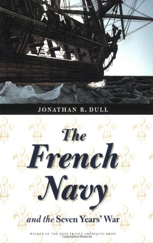 French Navy and the Seven Years' War   2005 edition cover