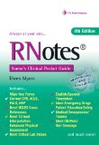 RNotes� Nurse's Clinical Pocket Guide 4th 2014 (Revised) 9780803640245 Front Cover
