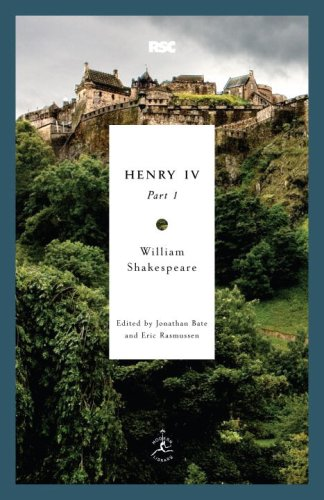 Henry IV, Part 1   2009 9780812969245 Front Cover