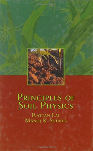 Principles of Soil Physics   2004 edition cover