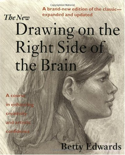 Drawing on the Right Side of the Brain  2nd 1999 (Revised) edition cover