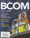 BCOM4:   >INSTRS.ED< N/A 9781133562245 Front Cover