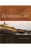 Business Law: Principles for Today's Commercial Environment  2013 edition cover