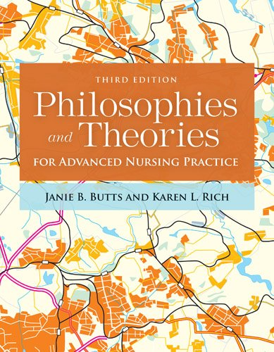 Philosophies and Theories for Advanced Nursing Practice  3rd 2018 (Revised) 9781284112245 Front Cover
