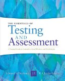 Essentials of Testing and Assessment: A Practical Guide for Counselors, Social Workers, and Psychologists  2014 9781285454245 Front Cover