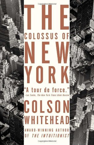 Colossus of New York   2003 edition cover