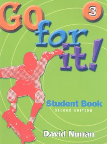 Go for It!  2nd 2005 9781413000245 Front Cover