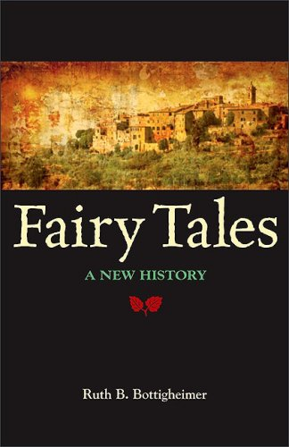 Fairy Tales A New History  2009 edition cover