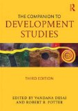 Companion to Development Studies, Third Edition  3rd 2014 (Revised) edition cover