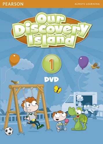 Our Discovery Island American Edition DVD 1  2011 edition cover
