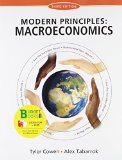 Modern Principles of Macroeconomics:   2014 9781464110245 Front Cover
