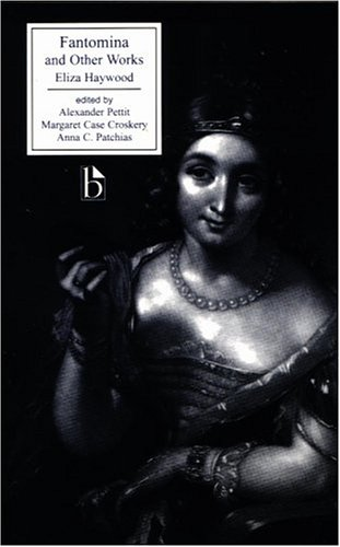 Fantomina and Other Works   2004 edition cover