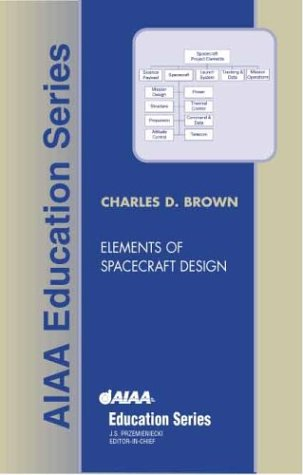 Elements of Spacecraft Design   2002 edition cover