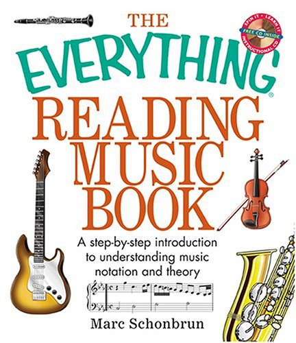Reading Music Book A Step-by-Step Introduction to Understanding Music Notation and Theory 2nd 2005 edition cover
