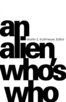 Alien Who's Who   2008 9781933665245 Front Cover