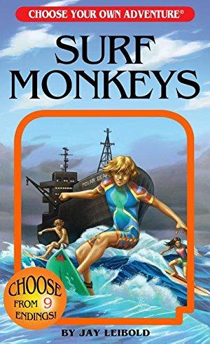 Surf Monkeys   2017 9781937133245 Front Cover