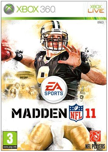 Electronic Arts Madden Nfl 11 (Xbox 360) Xbox 360 artwork