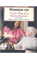 Long-Term Care Nursing Assistant  3rd 2005 edition cover
