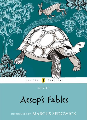 Aesop's Fables   2013 edition cover