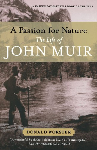 Passion for Nature The Life of John Muir  2011 edition cover