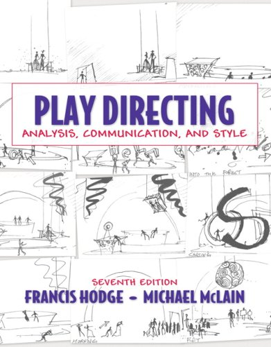 Play Directing Analysis, Communication, and Style 7th 2010 edition cover