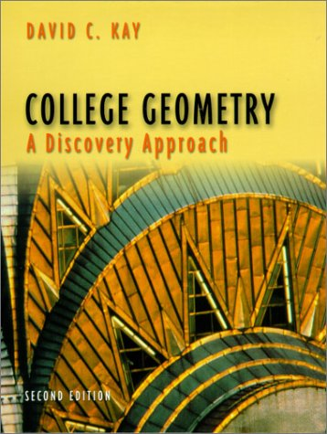 College Geometry A Discovery Approach 2nd 2001 (Revised) edition cover
