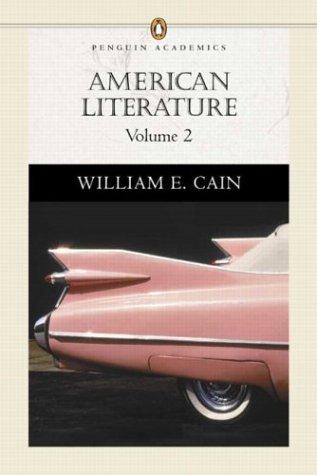 American Literature   2004 edition cover