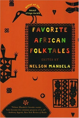 Favorite African Folktales   2004 edition cover