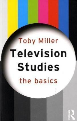 Television Studies   2010 edition cover