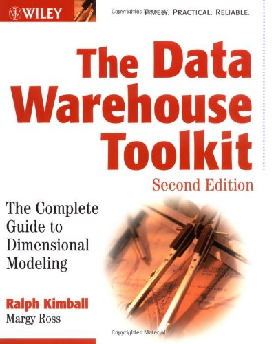 Data Warehouse Toolkit The Complete Guide to Dimensional Modeling 2nd 2002 (Revised) edition cover