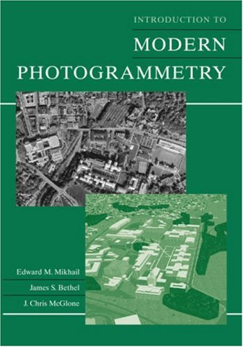 Introduction to Modern Photogrammetry   2001 9780471309246 Front Cover